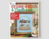 Holiday 2015 : Cross-Stitch & Needlework Christmas magazine patterns holidays December