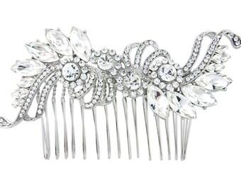 Bridal hair comb wedding headpiece wedding hair comb wedding hair piece bridal haircomb wedding hair jewelry bridal hair accessory wedding