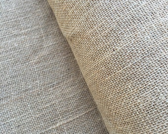 Burlap by the Yard - Foundation for Traditional Rug Hooking
