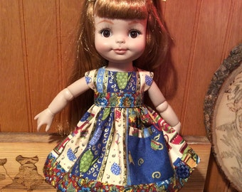 """Waldorf, Tonner, doll clothes...9-10""""...coffee, espresso drinks...2 pc outfit"""