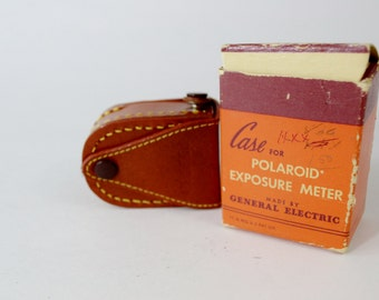 Polaroid Exposure Meter Case