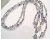 JUZU Beads, Fluorite Beads, Japanese Mala Beads, Nichiren Mala Beads, Bodhisattva Beads, Chanting Beads, Gongyo Beads, Diamoku Beads