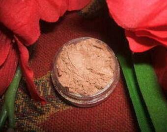 ORIENTAL BEIGE Eye Shadow Mineral Eye Shadow Creamy Beige Shimmer Vegan All Natural Pure