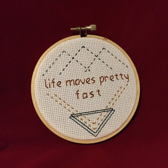 Life Moves Pretty Fast: Ferris Bueller Life Moves Pretty Fast Movie By