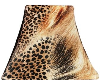 Animal Skins - SLIP COVERS for lampshades