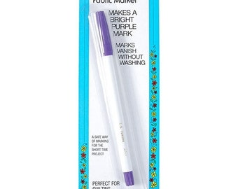 Vanishing Purple Marker