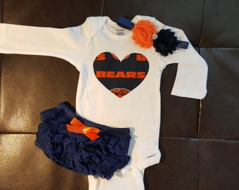 Boutique Bears Bloomers Set