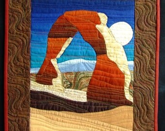 Delicate Arch Quilt Pattern