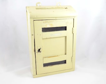 Vintage German Indoor Mail Box
