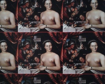 Diane de Poitiers Giftwrap