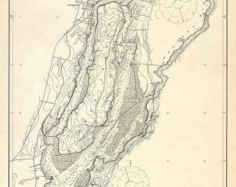 Kennebec River – 1916