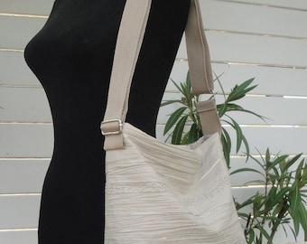 Customizable Color Fabric Everyday Messenger Bag - Diaper bag - Tote bag - Handbag-Shoulder bag-Women bag-Waterproof lining-interior Pockets