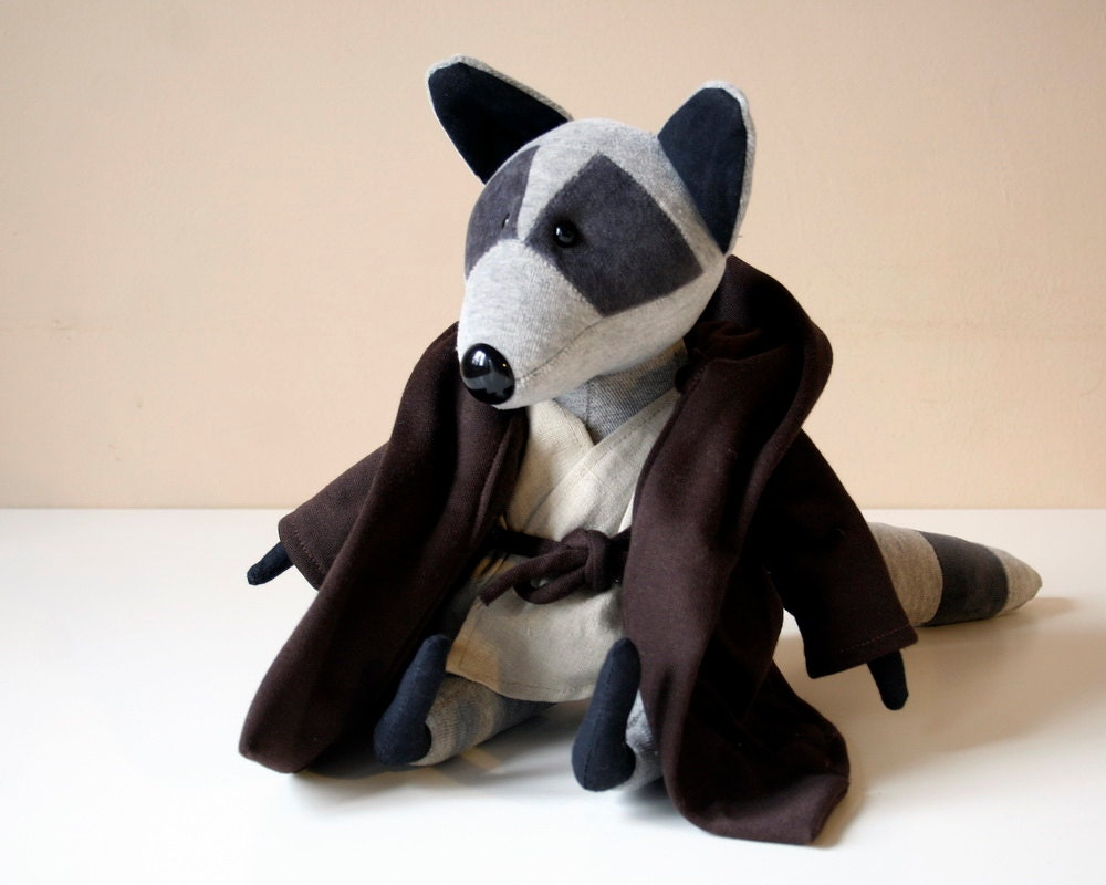 Jedi Robe or Hermit's coat for little creatures