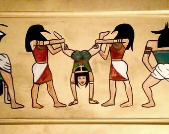 Twerk Like an Egyptian