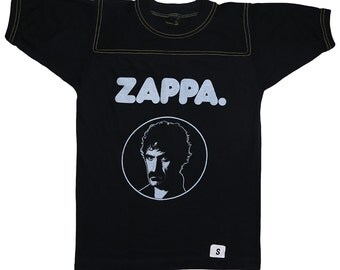 Frank Zappa Shirt Vintage tshirt 1970s The Best band rock Mothers Of Invention 70s Original