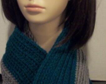 INFINITY SCARF  teens and women handmade crochet