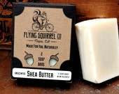 2-Pack Unscented Shea Butter Natural Soap - Item # CPS_UNSCT_01