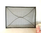 Antique wire cooling rack / trivet