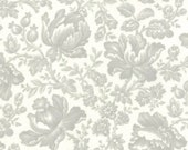 Whitewashed Cottage - Linen Rose Grey by 3 Sisters from Moda