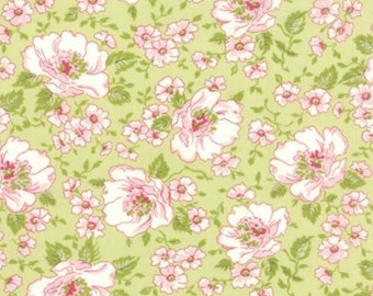Ambleside - Willow Light Green Florals from Moda