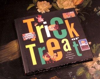 Trick Or Treat Halloween Book