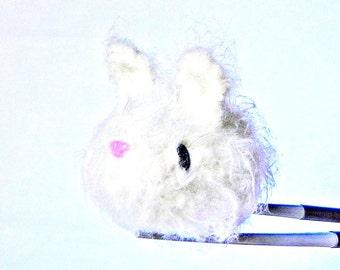 Crochet Amigurumi - Egg Bunny MochiQtie - Amigurumi mochi size mini stuffed toy doll
