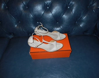 AUTHENTIC HERMES SHOES