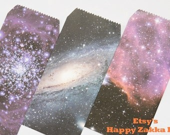 Grand Universe - Paper Envelope Set - 10 sheets in Different Prints