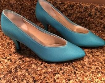 Vintage Pumps Shoes, size 7.5