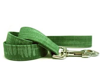 Green Tea Dog Leash