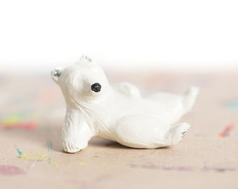 Polar Bear, Unique Gifts, One of a Kind, Winter Animals, Winter Wonderland, North Pole, Polar Bears, White Bear