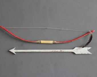 Handmade Arrow & Bow