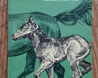 Come on Seabiscuit, 1963, Ralph Moody first edition