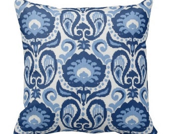 large lumbars, pillows, pillow covers, blue throw pillows, decorative pillows, floral pillows, lumbars, home decor, decor, designer pillows
