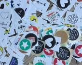 Happy-box | A6 | Stickers