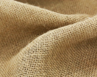 CHOOSE your Size Round Burlap Table Cloth Burlap Jute Table Cloth Burlap Linens Wholesale Burlap Tablecloths Wholesale Burlap Table Linens