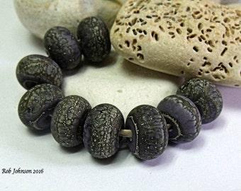 Purple Mount, Lampwork Beads, SRA, UK