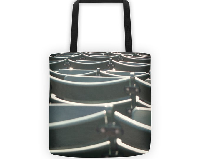 Boston Fenway Tote for Eco Shopping and School and Sundry
