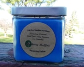 20oz Triple Wick 100% Soy Candle. Made To Order. Natural. Long Burning. Lead-Free. Eco-Friendly.