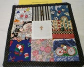 Custom Listing for Marlaine: Child's Quilted Prayer Cloth - Standard