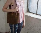 Leather Handbag Small Siz...