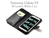 Galaxy S5 Leather Wallet ...
