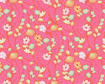 Tula Pink Eden Wildflower One Yard Of Fabric READY TO SHIP!!!