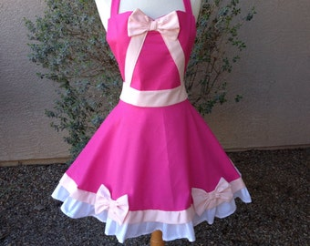 Cinderella costume apron dress