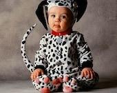 Custom Dalmation costume still available