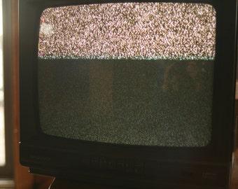 Vintage TV, Television, Television, Set Design, 1992s, Magnavox, Working TV, Home Decor, Living Room
