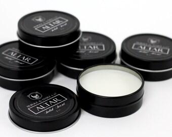 Solid Perfume - Altar - Goth - Fragrance - Unisex