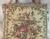 Aldi Grocery Bags~Earth Friendly~Green~Environmentally Friendly~Recycled~Shopping Tote~Market Bag~Grocery Bag~Tapestry~Tradewinds~Straw