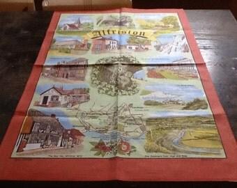 Alfristan England Souvenir Hand Towel