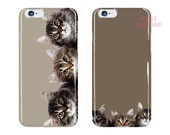 Cats Pattern iPhone 6 Case Cats iPhone 6S Case Tiger Cat Samsung Galaxy s7 Case Cat Print Samsung Galaxy s6 case Samsung Galaxy s7 Edge Case